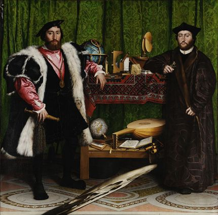 Holbein the Younger, The Ambassadors