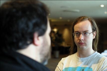 Roger Dingledine an MIT geek? Hell yes.