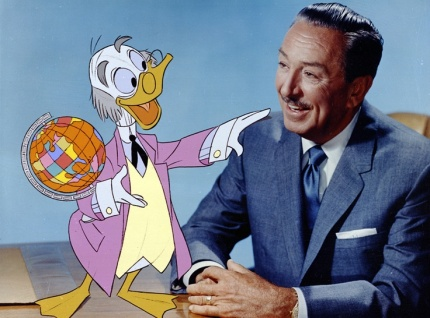 disney and ludwig von drake