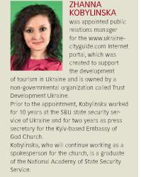 From the April 8th 2011 Kyiv Post.