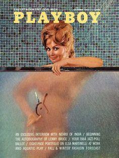 1963 10 Playboy