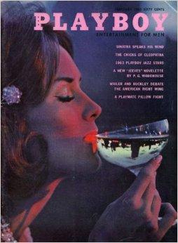 February 1963, Spectorsky's second Cleopatra plug.