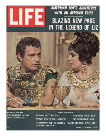 Another CIA front plugs Cleopatra.