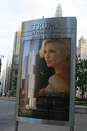 ivanka boobs trump tower chicago business